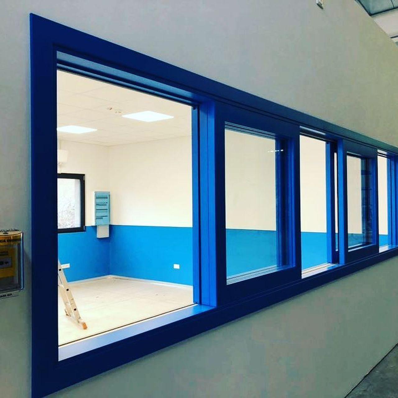 Bassi finestre legno e PVC Bagnolo Mella (Brescia)