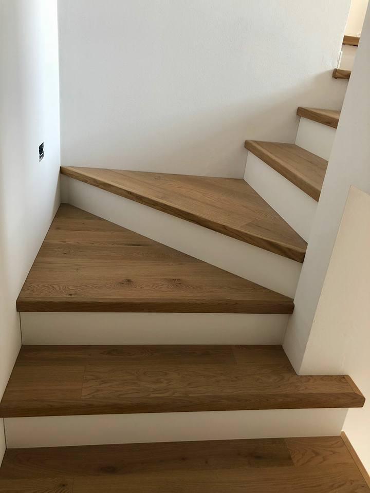 Bassi Falegnameria scale in legno Bagnolo Mella (Brescia)
